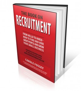 book on recruitment